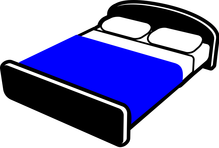 900x610 55 Free Bed Clipart