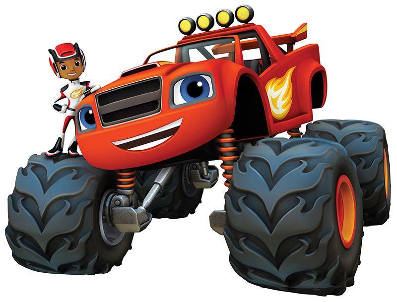 800x609 Juguetes De Blaze Y Los Monster Machines Monsters, Fiestas