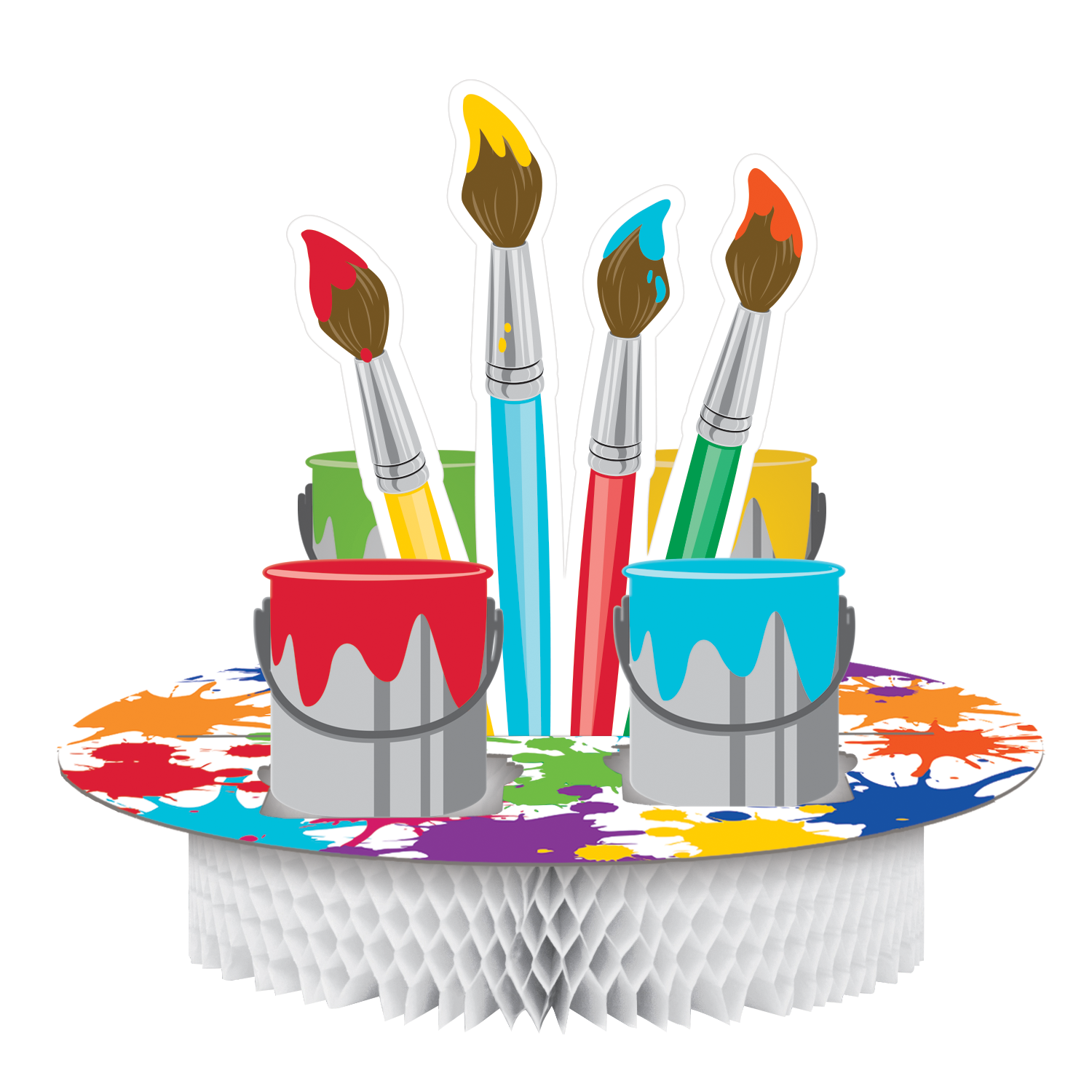 1500x1500 Artist Art Party Birthday Supplies Party Supplies Canada