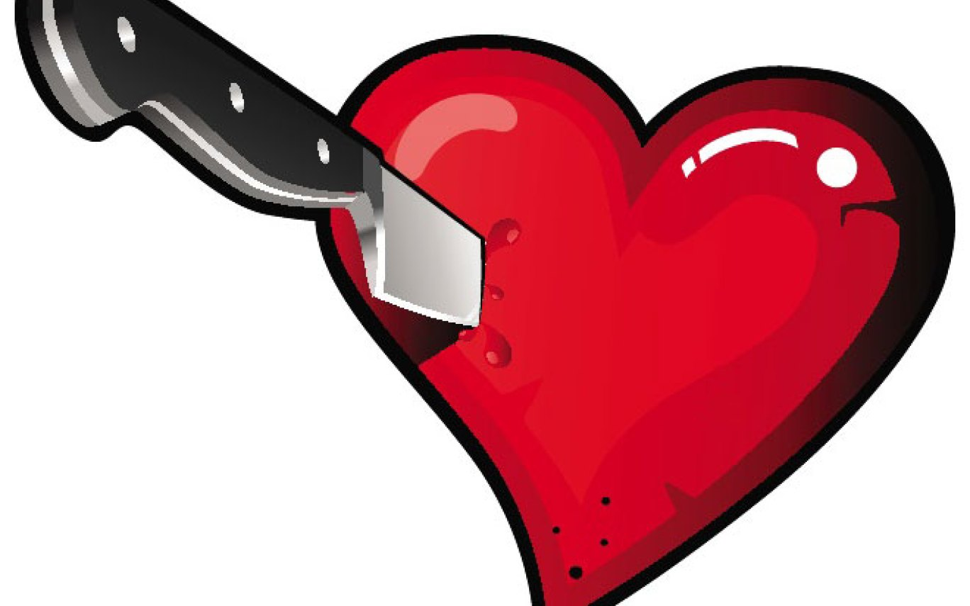1368x855 Heart Knife Clip Art Furniture From Wood