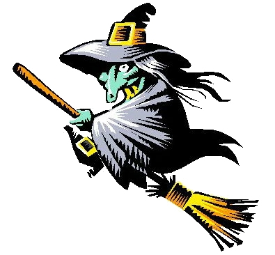 395x366 Halloween Witch Clip Art 2 Free Geographics Clipart For Stationery