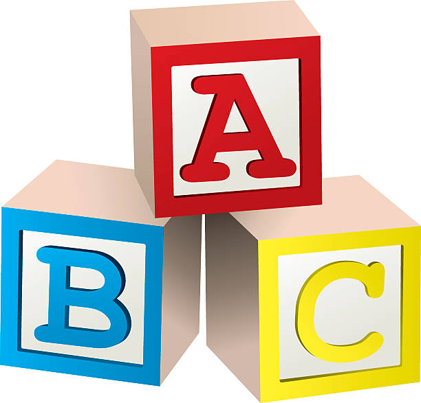 612x587 Abc Blocks Clipart Image Group