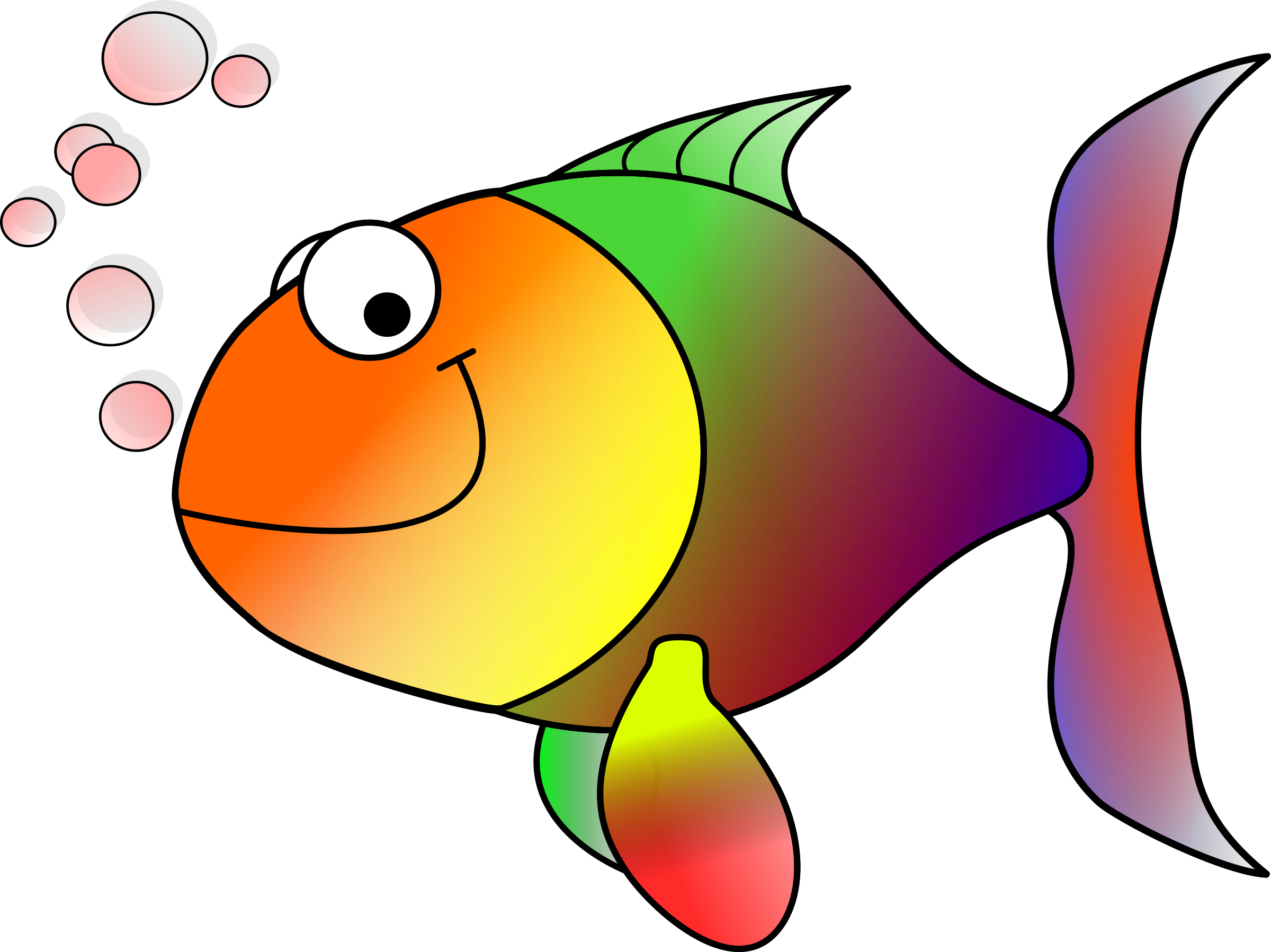 2400x1798 The Fish Shire By @mgriffiths26, A Fish Blowing Bubbles.,