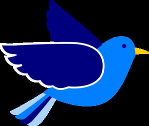 299x252 Blue Bird Clip Art