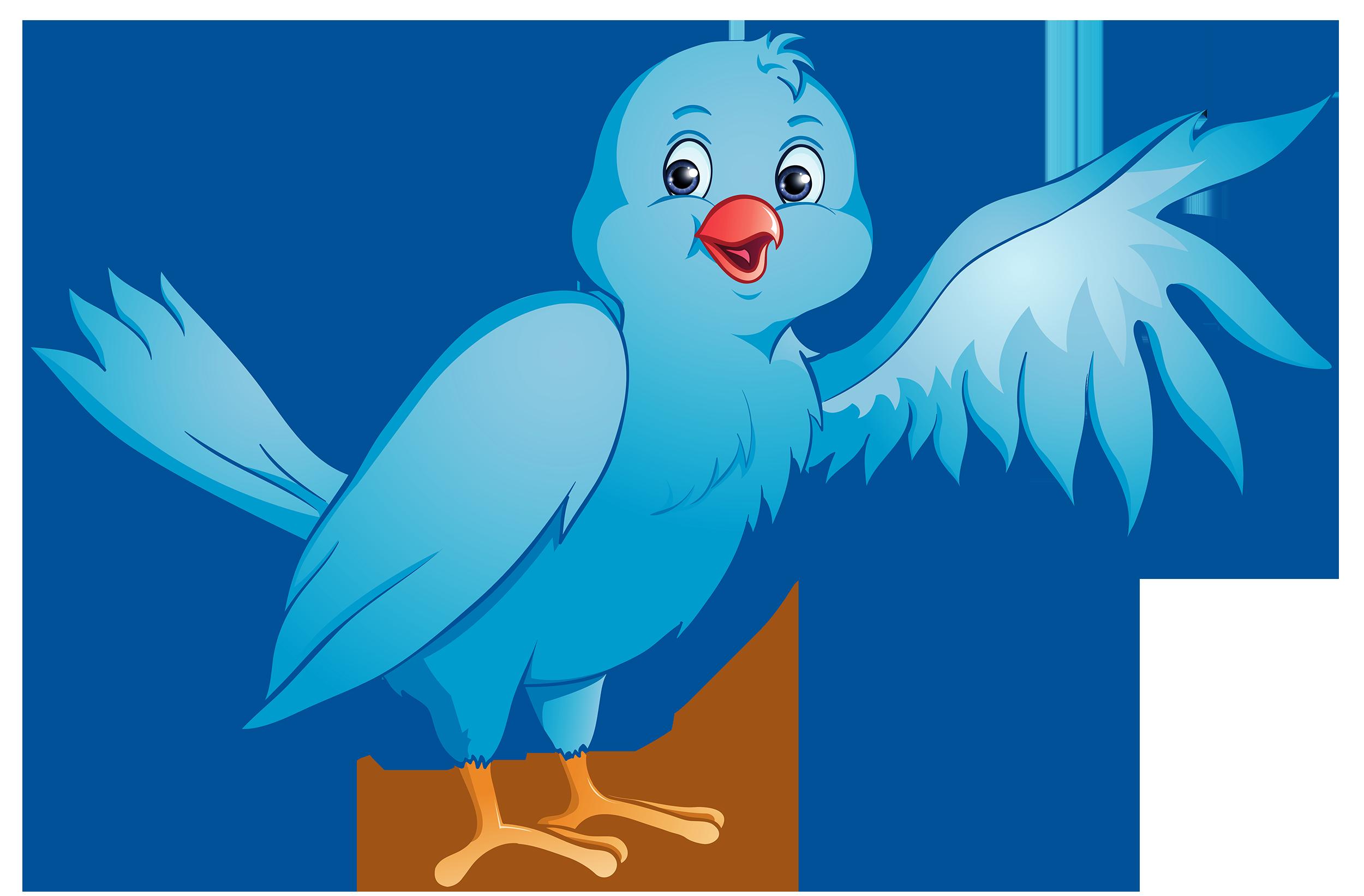 2500x1642 Blue Bird Png Clipart