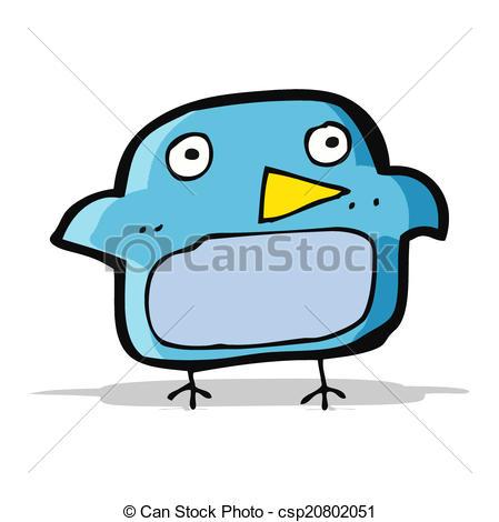 449x470 Cartoon Bluebird Clipart Vector