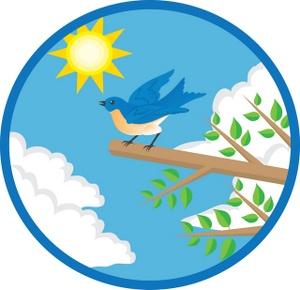 300x290 Free Blue Bird Clipart Image 0071 0911 1317 0738 Computer Clipart