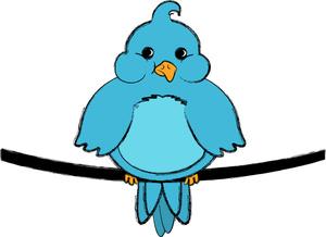 300x218 Free Bluebird Clipart Image 0515 1102 0213 5306