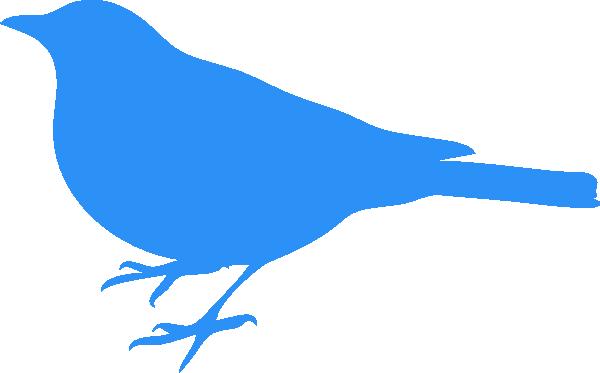 600x373 Baby Blue Bird Clip Art