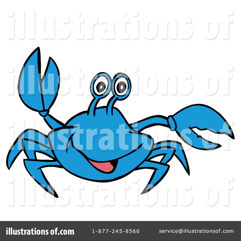 1024x1024 Crab Clipart