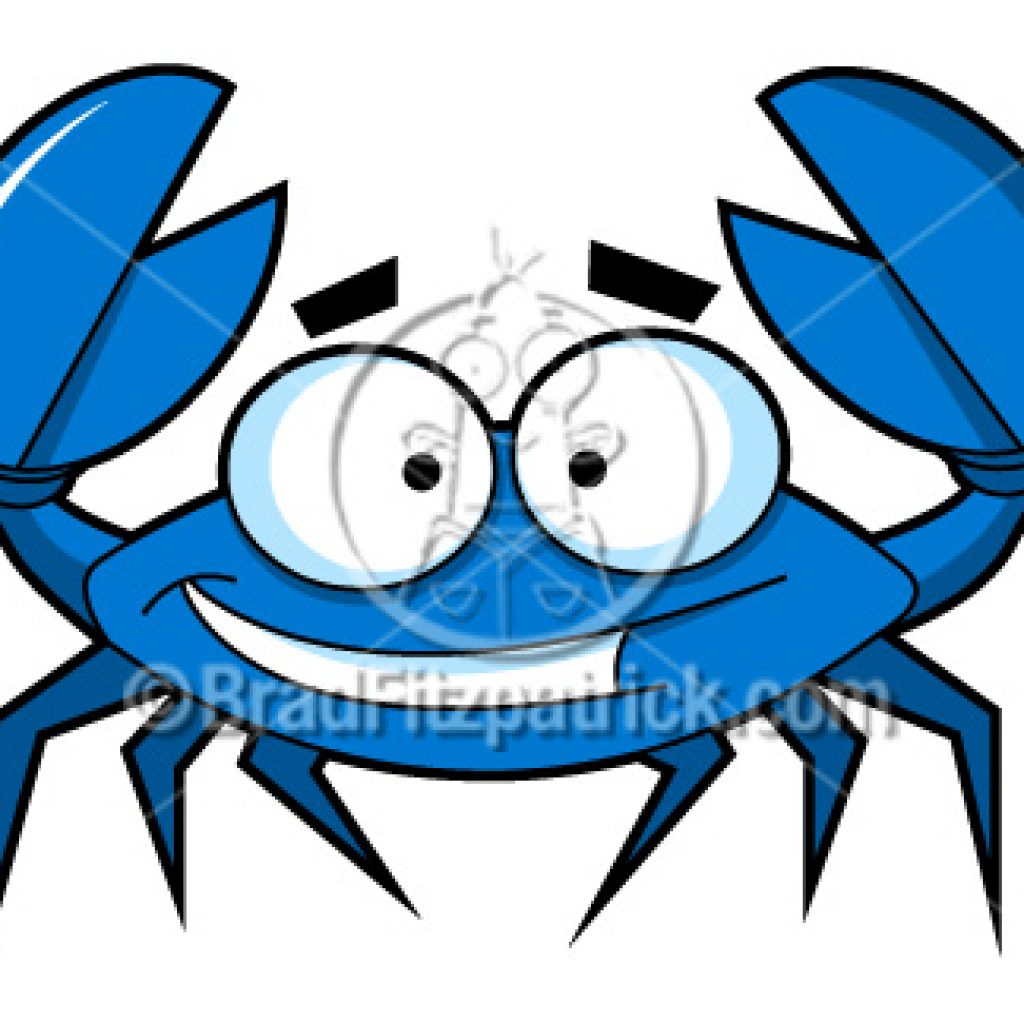 1024x1024 Crab Clipart Moon Clipart