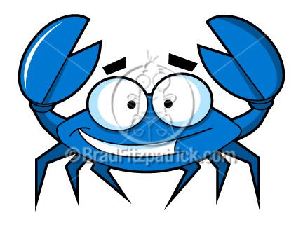 432x324 Crab Clipart Cartoon Blue Crab Clip Art Blue Crab Clipart Graphics