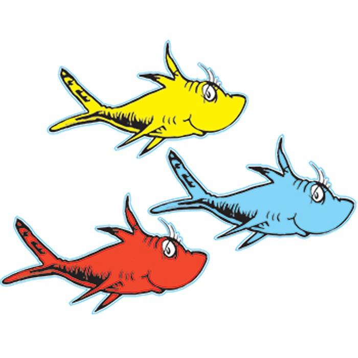 700x700 Dr Seuss Fish Clip Art School Clipart
