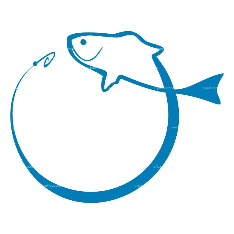 800x800 Blue Fish With Lure Clip Art Fishing Icon130307.jpg Clip Art 1
