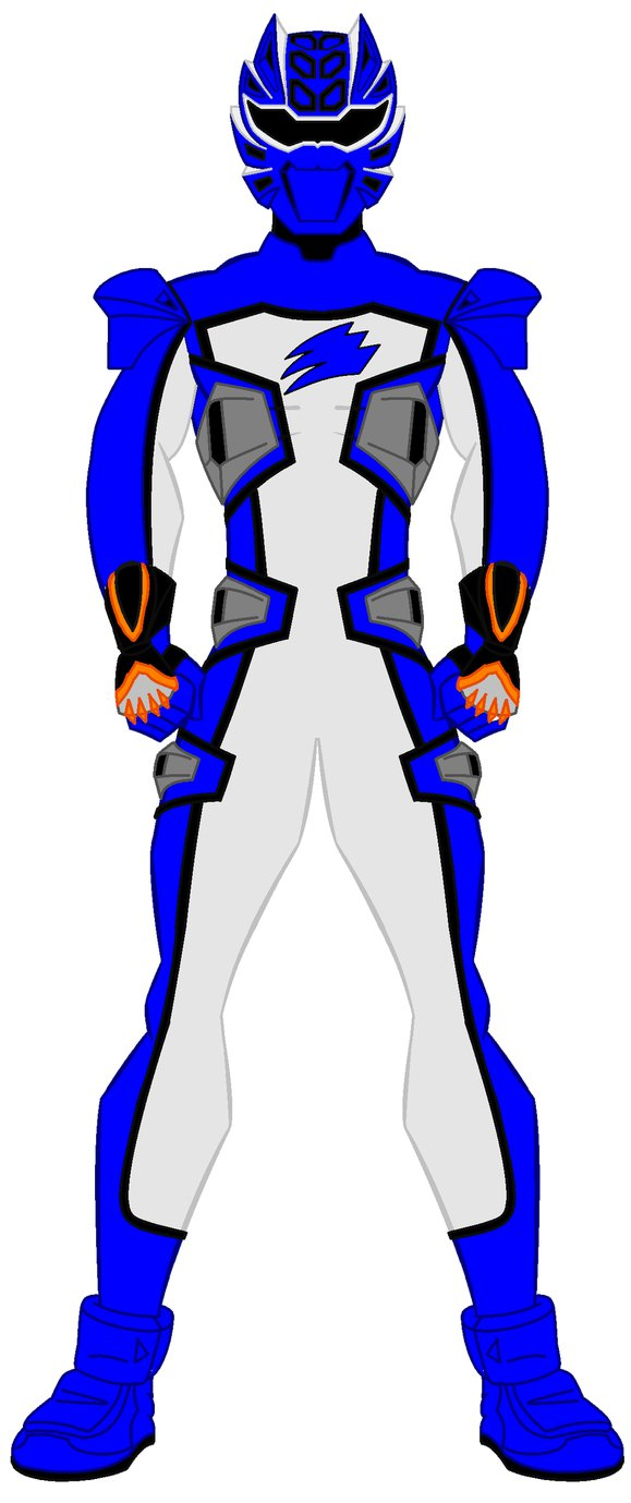 579x1379 Power Ranger Jungle Fury Blue Ranger Jungle Master By