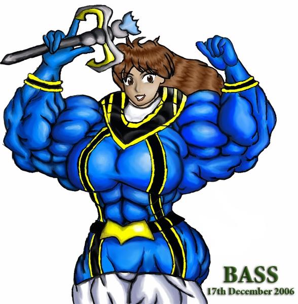 588x600 Blue Mystic Ranger By Bassash