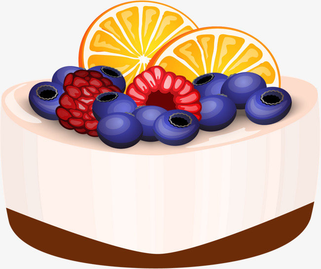 650x546 Blueberry Cake Pattern, White Cake, Vector, Fruit Cake Png Image
