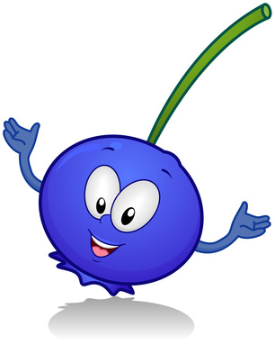 306x393 Blueberry Clipart Man 3083871
