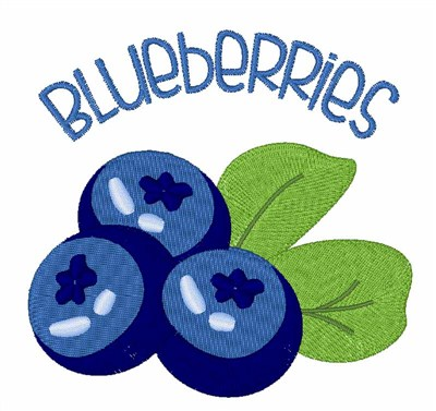 400x377 Blueberry Clipart Bunch