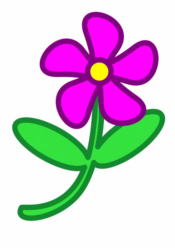600x848 Small Flower Clip Art Cliparts