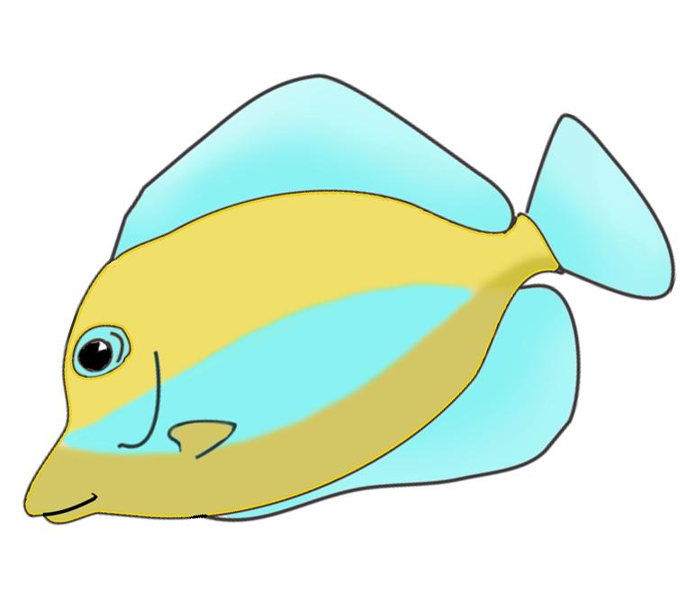 773x658 Fish Clip Art