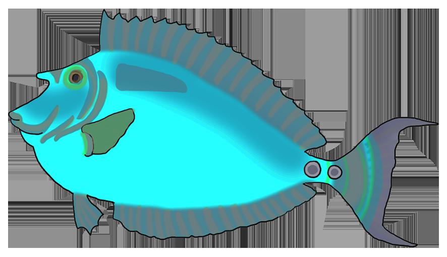 886x510 Fish Clip Art