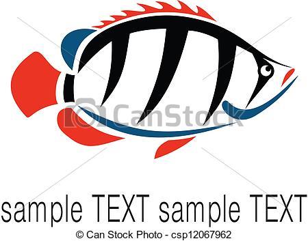 450x353 Natural Fish Clip Art Vector Graphics. 10,637 Natural Fish Eps