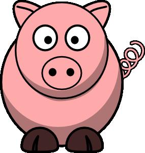 285x300 Hog Head Clip Art Clipart Collection