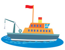 210x162 Free Boats And Ships Clipart