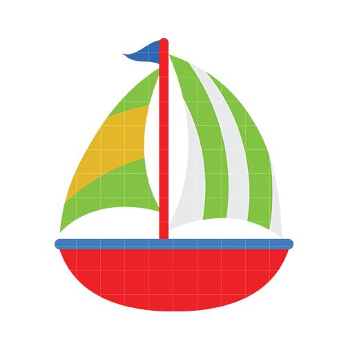 504x504 Sailboat 3 Clip Art Clipart Panda