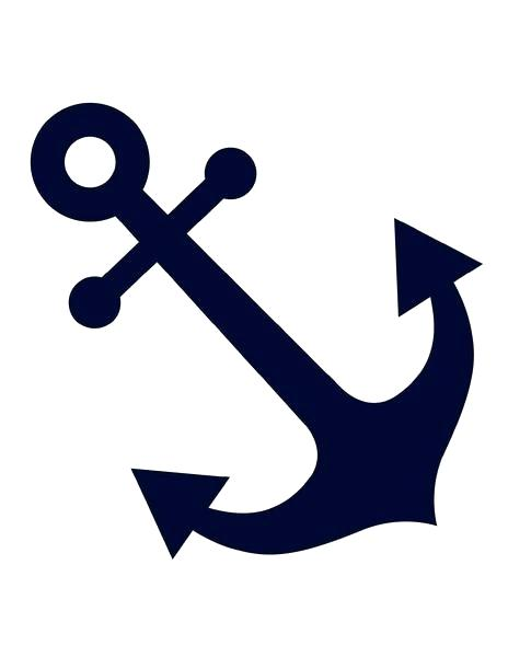 464x600 Anchors Clip Art Anchor Silhouette