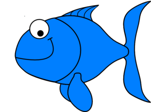 299x222 Chic Inspiration Clip Art Fish Free Clipart Net Related For Black