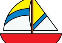 200x140 Boat Clipart Sail Boat Clip Art Black And White Sunglassesray Ban