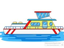 220x165 Free Boat Clipart Nautical Christmas Clipart Free Clip Art Images