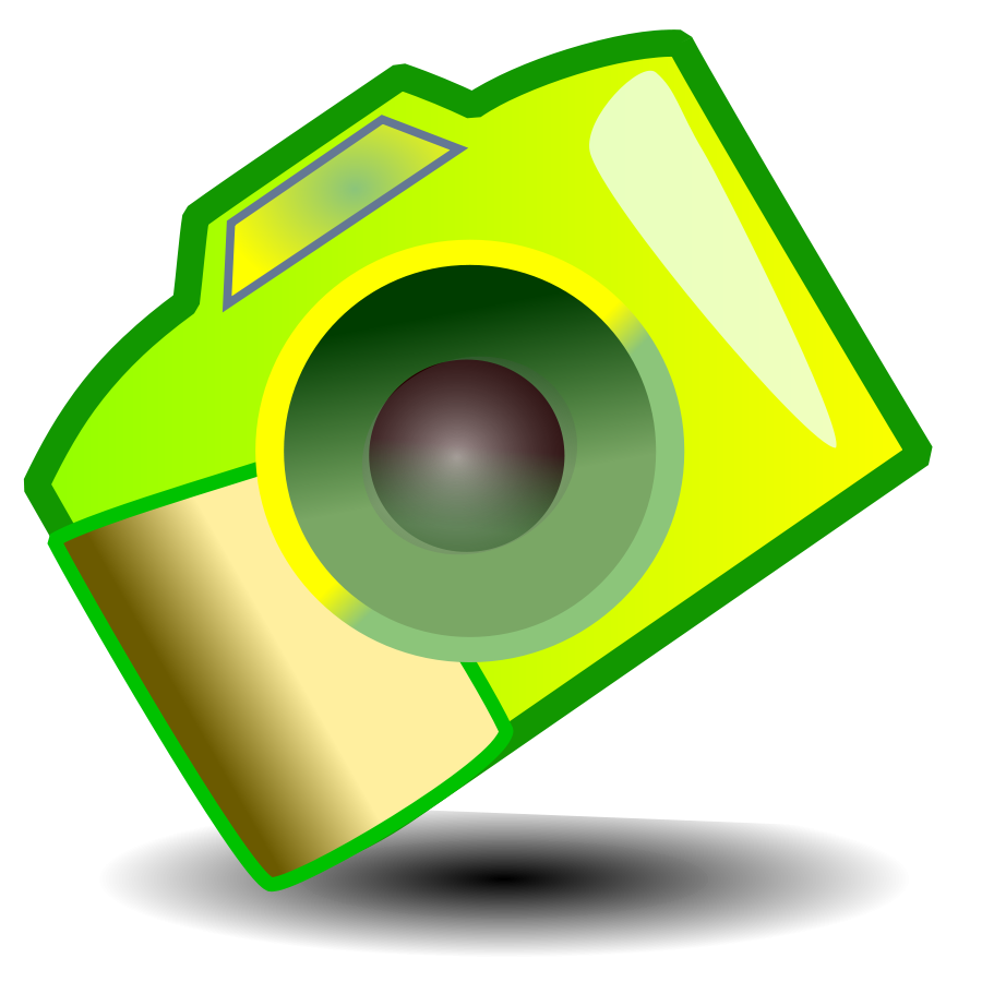 900x900 Camera Clip Art Black And White Images