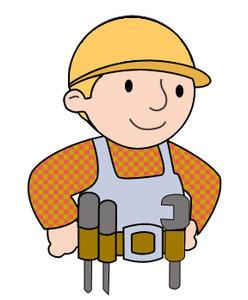 248x300 Bob The Builder Clip Art