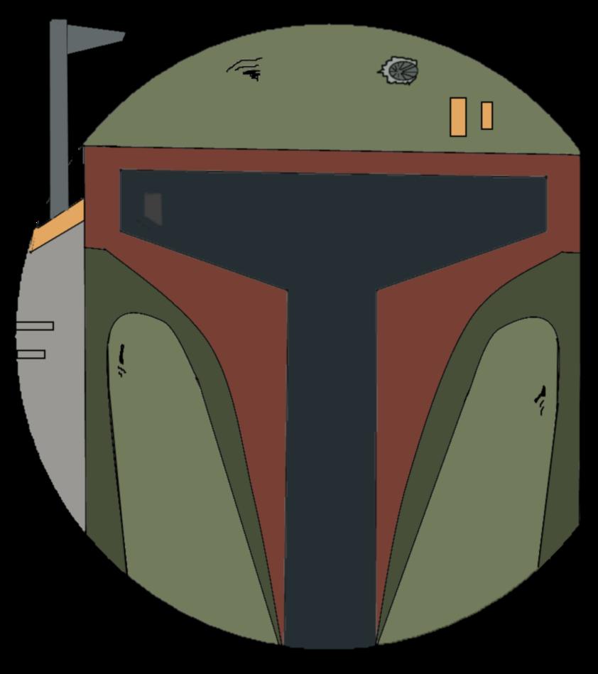 842x949 Star Wars Boba Fett Face By Jordo21