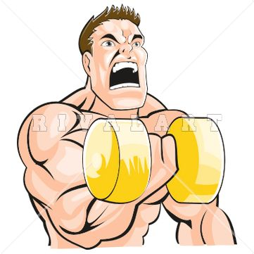 361x361 Best 17 Awesome Weight Lifting Clip Art! Images