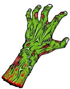 236x299 Zombie Body Parts Clipart