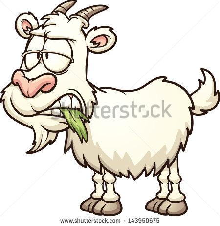 450x461 Goat Clip Art