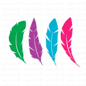 300x300 Feather Clip Art Feather Svg Feathers Geekchicpro