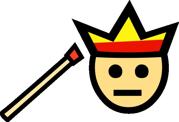 600x407 Bonfire Head Clip Art