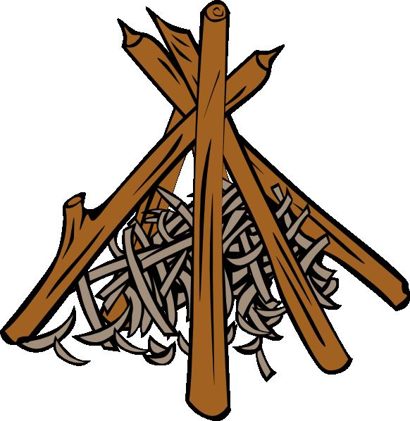 582x598 Campfires And Cooking Cranes Clip Art
