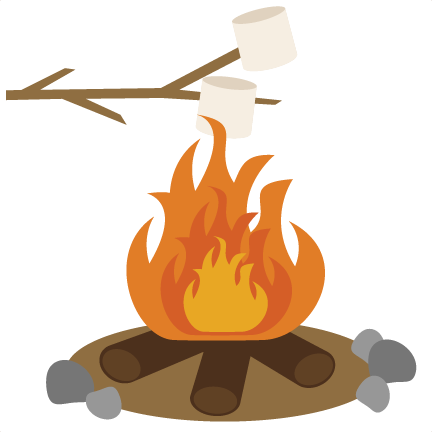 432x432 Roasting Marshmallows Svg Scrapbook File Camping Svg Files Camping