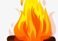 200x140 Bonfire Clipart Bonfire Flame Flames Fire Png And Vector For Free