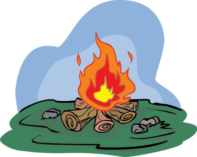 800x639 Bonfire Clipart Fire Pit