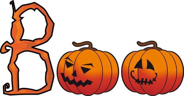 640x336 Clip Art For Halloween Clipart Panda