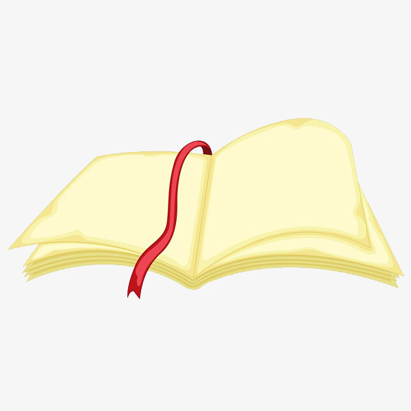 600x600 Red Bookmark, Cartoon, Jane Pen, Book Png Image And Clipart