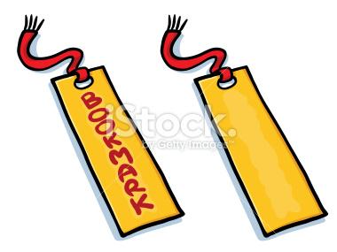380x285 Bookmark Clipart