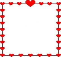 215x200 Valentines Day Clip Art Borders Quotes Amp Wishes For Valentine's Week